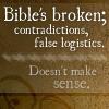 silhiriel: (broken bible)