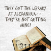 silhiriel: (library of alexandria)