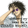 maudite_a_deux: (stunned monkey)