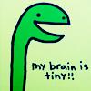 turtlebaby: (My brain is tiny)