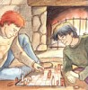 madmarthafics: (Harry & Ron playing chess)