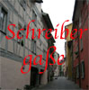 choco_frosh: Image of the Konradigasse (former {Hof-]Schreibergasse) in Konstanz, where I lived in 2005-6 (s'gasse)