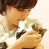 schizocherri: (Yusuke + cat)