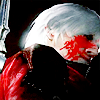 emeraldembers: (Dante - blood bukkake)