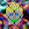 fflo: (edsel behind chain link)