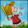 fflo: (peppermint patty, batting)