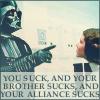 sexymedicine: (Star Wars: You Suck)