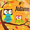 aota: (Owls and autumn)