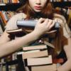 fufumira: (books!)