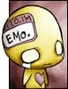 melagee: (emo)