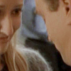 quaggy: Josh and Donna looking at each other (Them)