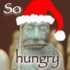 estel: (xmas so hungry)