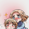 mandas: (APH - chibi!England & little France)