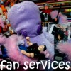 fan_services: (fanservices, octofan)