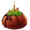 theinterference: (пирожок шоколадный)