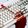 margotgrissom: (bloody keyboard)