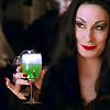 margotgrissom: (Addams: Morticia drink)