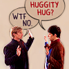 neverwhere: (Huggity Hug? [merlin/snark])