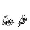 glitterary: (caption!cats cats)