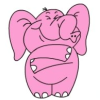 almador: (Pink elephant)