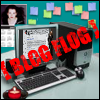 blogfloggery: (LKH's desk)