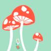 thenerdygirl: (Mushroom)