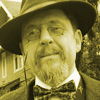 thomryng: A Sepia Man in a Hat (hat, bowties are cool, pince-nez, sepia hat) (Default)