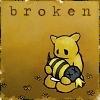 mi_guida: (dead bee, broken)