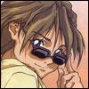 shin84: (sourire, duo, lunettes)