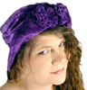 inanna: (all about the purple hat!)