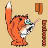 luchecon: (кот напуган яркий)