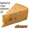 factitious: (cheese)