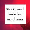 sylvanwitch: (No drama)