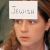 ashkenazimermaid: (words: Pam  Jewish) (Default)