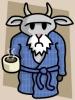 liesbyomission: (atheist goat) (Default)