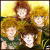 writing_thuri: (Hobbits!)