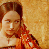 skazka: Olivia Hussey's Juliet looking critical (judgy juliet)
