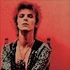 idunn: (Red Bowie)