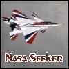 dragoness_e: NASA F-15A #837 (NASA Starscream)
