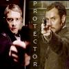 methylviolet10b: (protector, Protector)
