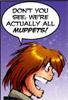 jeriendhal: (Muppets)