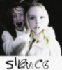 silenza: (silence)