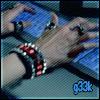 inflammatori: (ncis - g33k hands)