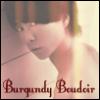 rainbow_teatime: burgundy, boudoir ()