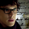arianedevere: (Sherlock - with glasses)