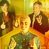 arianedevere: (Sherlock - S and J and M thumbs up)