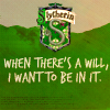 shadadukal: (HP : Slytherin when there's a will)