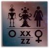 chaiya: (sign of women)