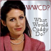 usedtobeljs: (What Would Cuddy Do WWCD by Deb)