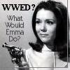 usedtobeljs: (What Would Emma Do WWED by Deb)